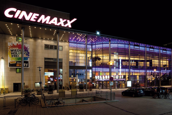 Cinemaxx Augsburg Augsburg Tourismus